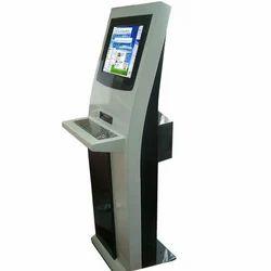 Information Floor Stand Kiosk