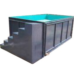 FRP Baptism Tank