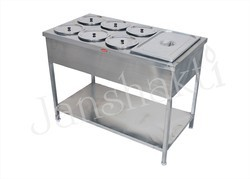 commercial bain marie at best price in india. Black Bedroom Furniture Sets. Home Design Ideas