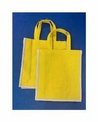 Plain Jute Bags, Size: 11*13*5