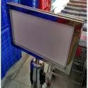 Queue Manager Sign Stand