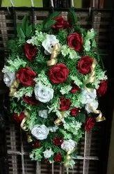 Rose Wedding Artificial Flower Bouquet
