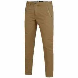 Status Fancy Men Cotton Trousers