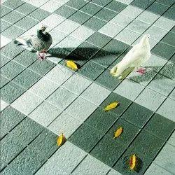 Grey Vindhya Concrete Parking Tiles, Size: 500 x 500 mm