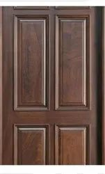 Photograph By Polished Wood Panel Door