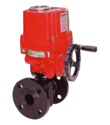 Electric Actuated Ball Valve