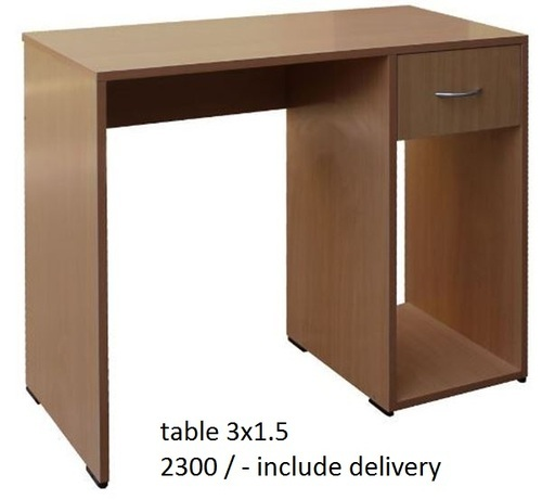 Computer Table With Keyboard Tray Single Drawer At Rs 2300 Number