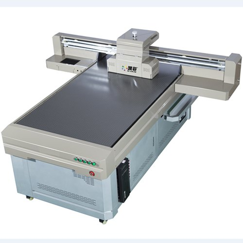 UV Flatbed UV Printer, Capacity: 390 Sq Ft Per Hour