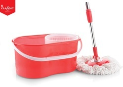 Professional Classic Brand Single Bucket Spin Mop