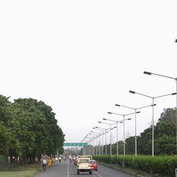Street Light Tubular Poles