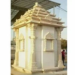 Yellow Marble Temple
