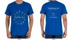 Customize Round Neck T Shirts