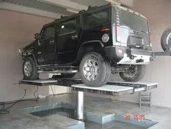 Car Washing Lift - TRP Type