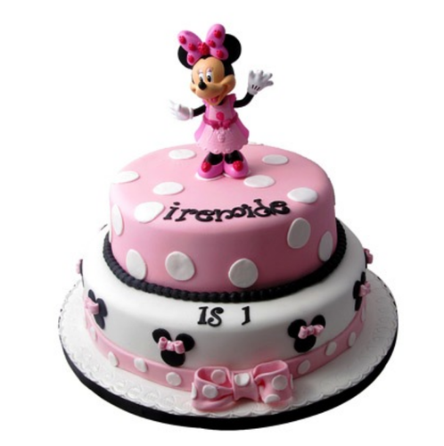 Prime Minnie Mouse Birthday Cake 3 Kg At Rs 4899 Kilogram Theme Cake Personalised Birthday Cards Paralily Jamesorg