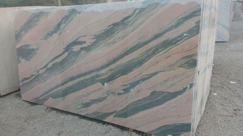 Pink Floor Marble Slab, Usage: Flooring, Staircase