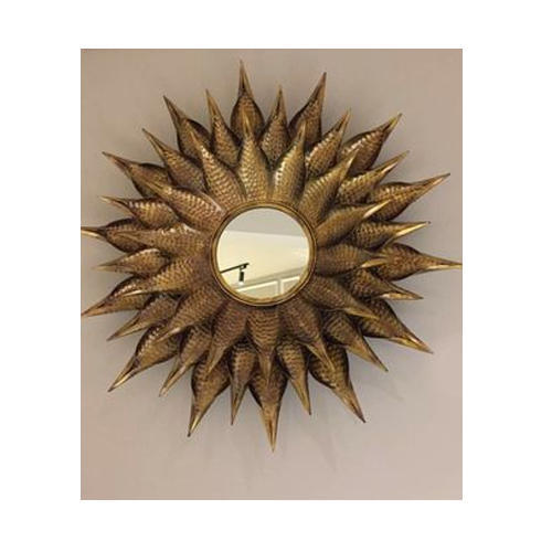 Wall Mirror Decorative Manufacturer From Moradabad