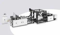 Automatic Non Woven Surgical Face Mask Making Machine- Double Line