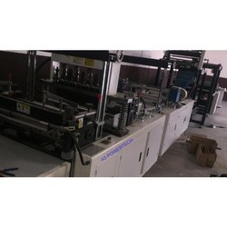 ZX BRAND A-500 High Speed Non Woven W-Cut & U-Cut  Bag Making Machine