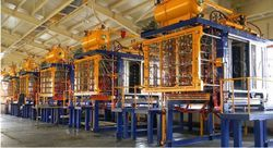 Sandwich Panel Making Presses