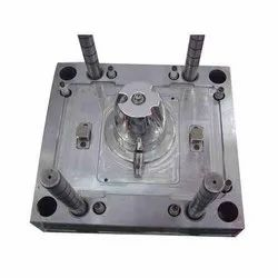 Cold Runner Injection Molding Plastic Tool Mould, For Industrial, 350 Ton