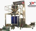 5.5 Kw Automatic Three Phase Banana Chips Packaging Machine