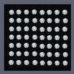 Lab Grown Diamond 0.80mm To 1.20mm GHI VVS VS Round Brilliant Cut HPHT