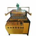 Semi Automatic Disposable Plate Making Machine