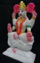 Italian Marble Laxmi Mata Statue