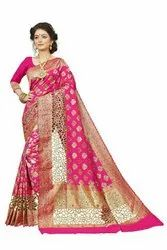 Wedding Banarasi Silk Sarees