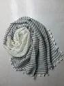 Linen Stripe Scarves