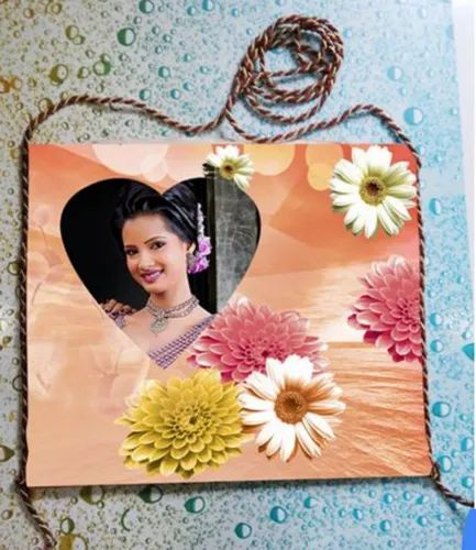 Multicolor SUBLIMATION  BLANK  BAG, Size: 12*14 Inch