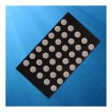 5x7 Dual Color Dot Matrix Display