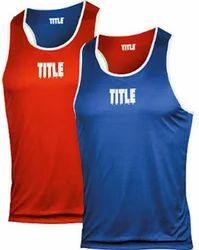 Reversible Boxing Singlet