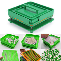 Capsules Hand Filling Tray Size  0