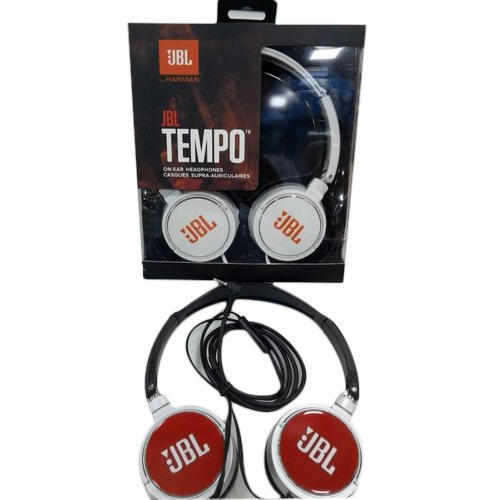 a99da92e071 With Microphone JBL Tempo Wired Headphones, Rs 160 /piece   ID ...