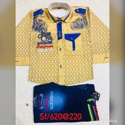 Boys Designer Fancy Baba Suits