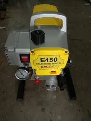 Airless Painting Machine - E450