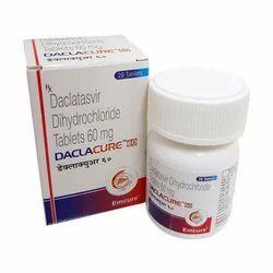 Daclacure Daclatasvir Dihydrochloride Tablets