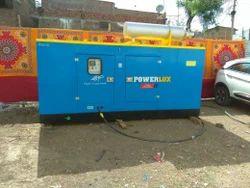 100 KVA Eicher Powerlux Silent Diesel Generator