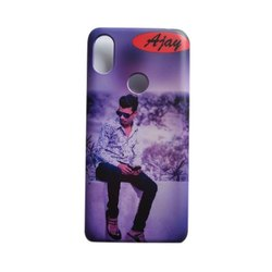 Personalized PVC Printed 3D Mobile Back Cover
