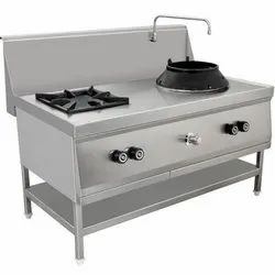One/Two/Three/Four/Five/Six Burner Cooking Range