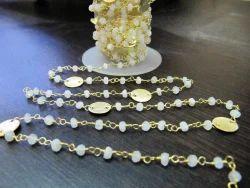 Pearl Coin Chain