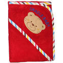 Infant Teddy Hooded Towels