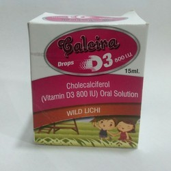 Cholecalciferol Vitamin D3 800 I.U. Drops