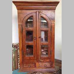 Wooden Small Display Cabinet