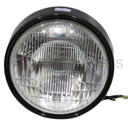 Three Wheeler Compact Headlight Assembly