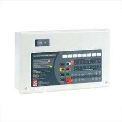 4- Zone Fire Alarm Control Panel