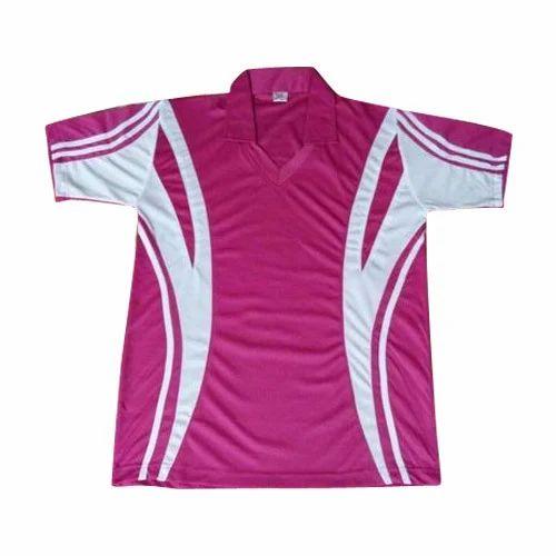 3ade6d57 Women Polyester Girls Sports Wear T Shirt, Rs 180 /piece | ID ...