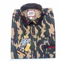 SD Cotton Mens Designer Shirt
