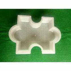 Designer Plastic Paver Block Mould